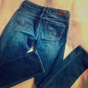 Express jeans / Stella skinny leg